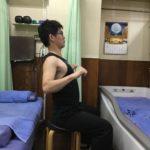 肩甲骨トレーニング